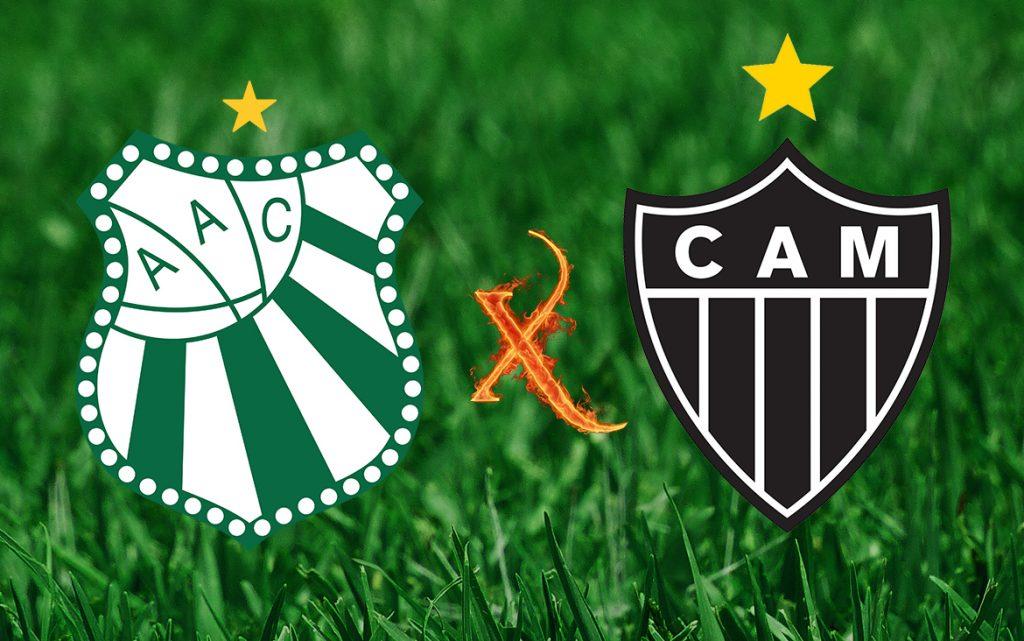 Atlético-MG x Caldense ao vivo - Foto/Divulgação