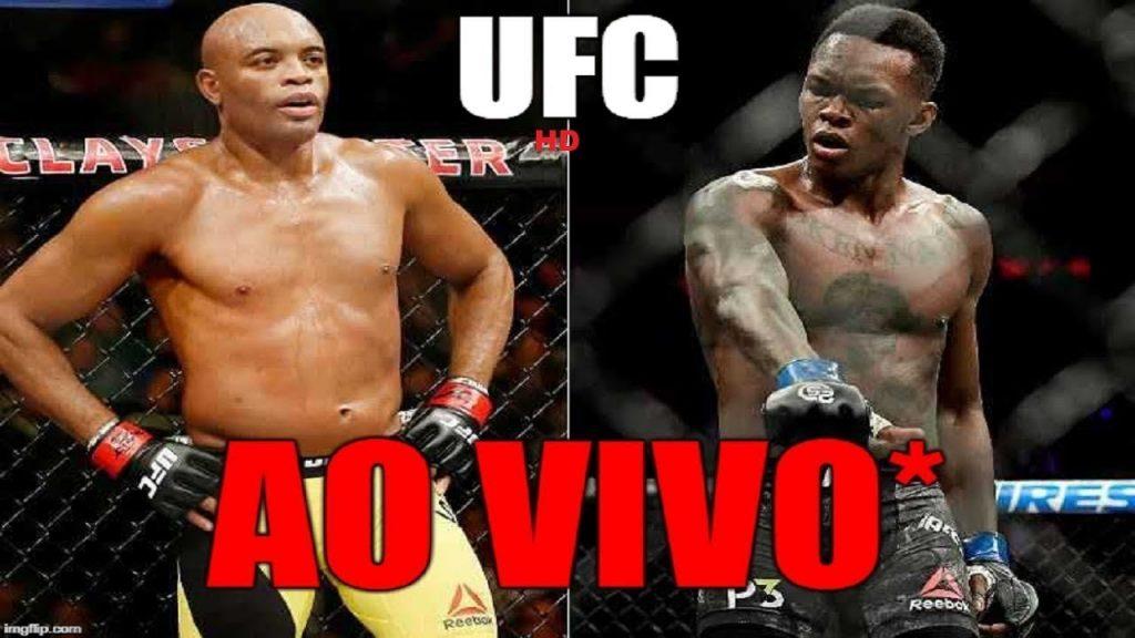 Anderson Silva ao vivo - Saiba como assistir luta - Foto/Divulgação