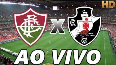 Fluminense x Vasco ao vivo - Foto/Divulgação