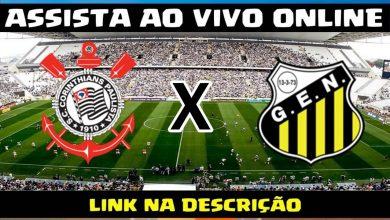 Corinthians x Novorizontino ao vivo - Foto/Divulgação