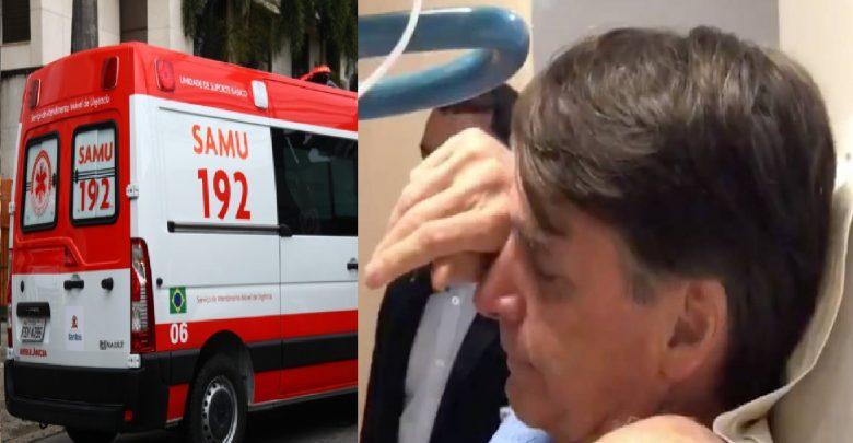 Presidente do Brasil, Jair Bolsonaro, comove médicos, mas preocupa - Foto/Divulgação