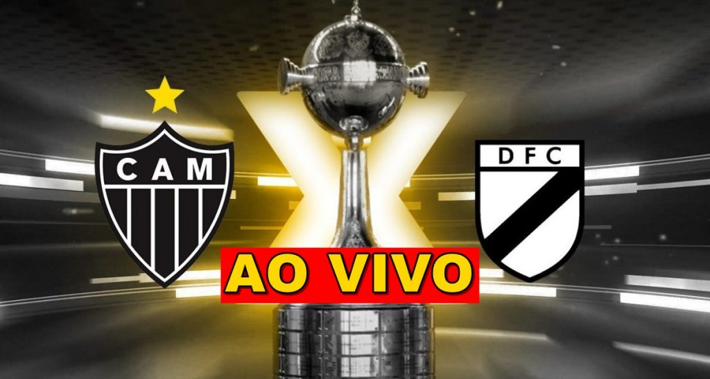 Atlético-MG x Danúbio ao vivo - Foto/Divulgação