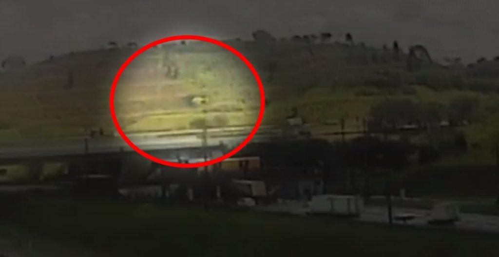 Vídeo exibe queda de helicóptero de Ricardo Boechat - Foto/Divulgação