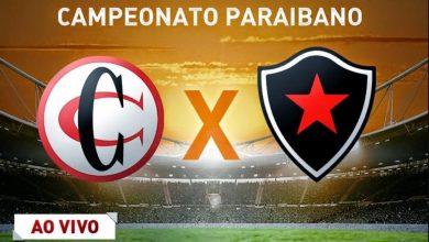 Botafogo x Campinense ao vivo - Foto/Divulgação
