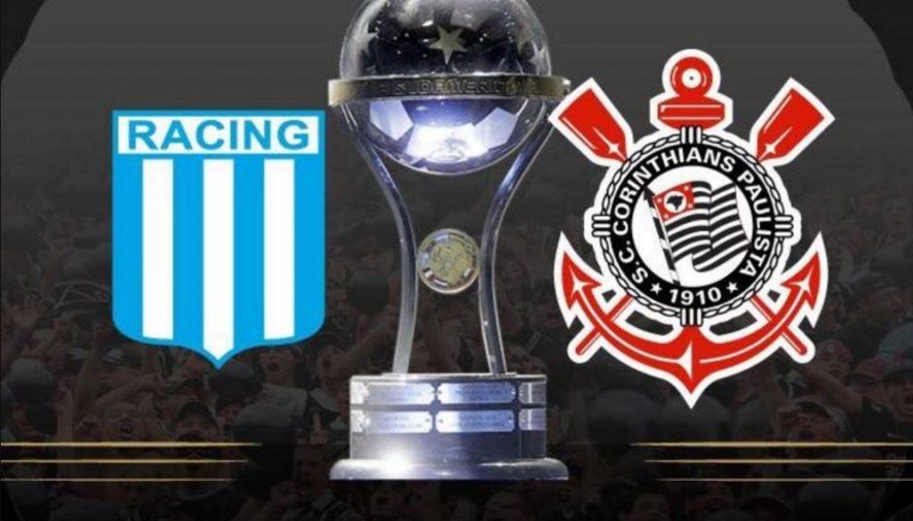 Corinthians x Racing Club ao vivo - Foto/Divulgação