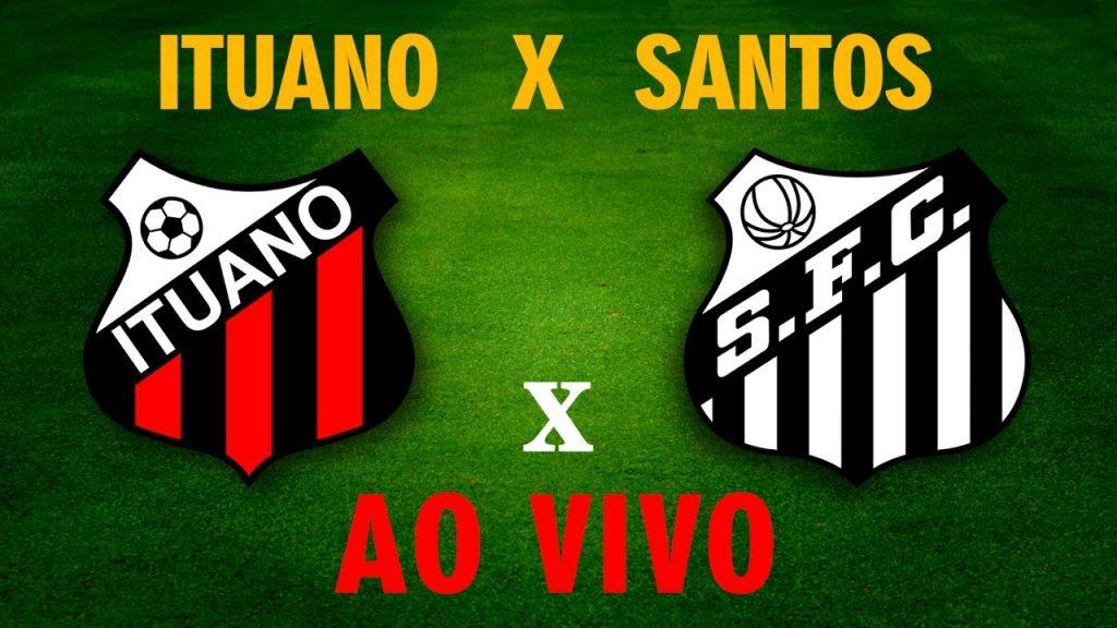Santos x Ituano ao vivo - Foto/Divulgação