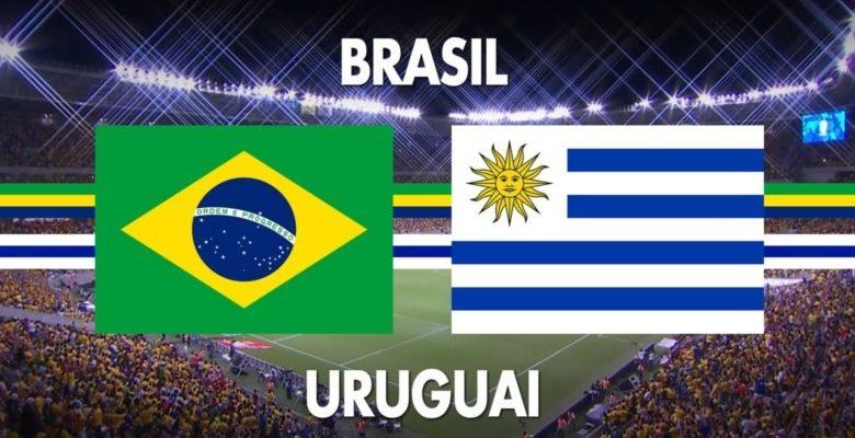 Brasil x Uruguai ao vivo - Foto/Divulgação