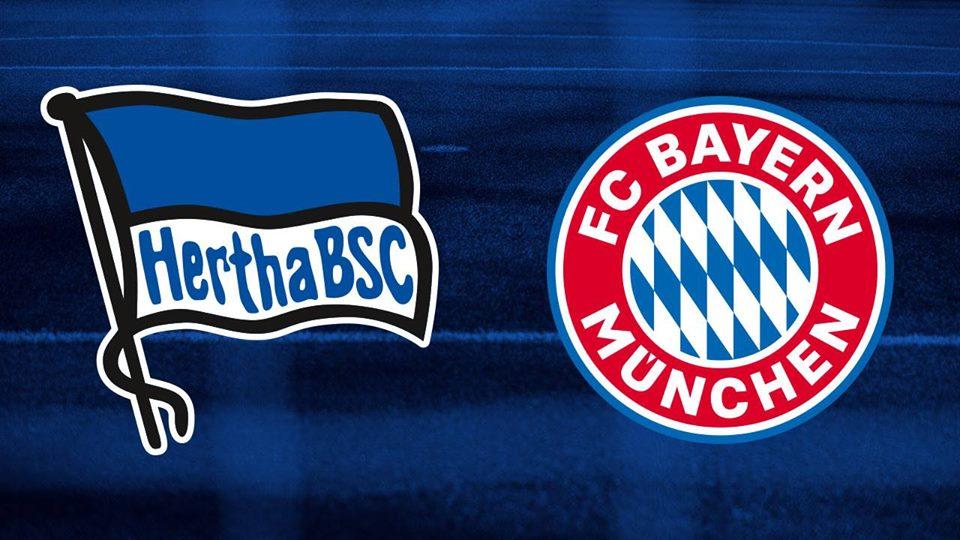Hertha x Bayern de Munique ao vivo - Foto/Divulgação