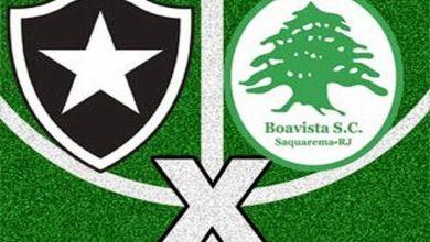 Botafogo x Boavista ao vivo - Foto/Divulgação