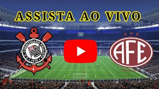 Corinthians x Ferroviário ao vivo - Foto/Divulgação