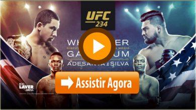 UFC Melbourne ao vivo ao vivo - Foto/Divulgação