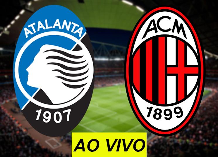 Atalanta x Milan ao vivo - Foto/Divulgação