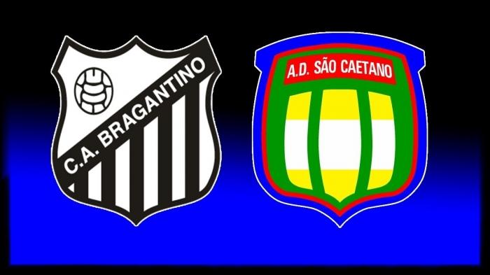 São Caetano x Bragantino ao vivo - Foto/Divulgação