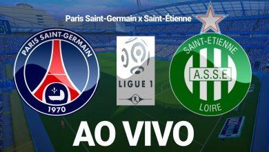 Saint-Etienne x PSG ao vivo - Foto/Divulgação