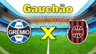 Grêmio x Brasil de Pelotas ao vivo - Foto/Divulgação