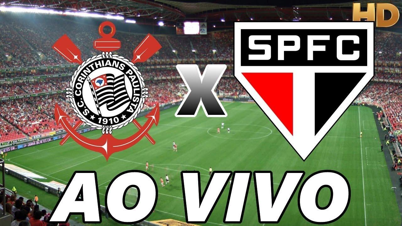 Jogo São Paulo X Corinthians Ao Vivo Assistir Online Grátis