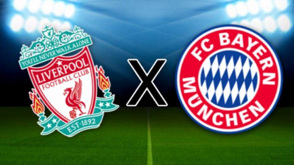 Liverpool x Bayern de Munique ao vivo - Foto/Divulgação