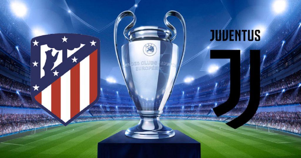 Atletico de Madrid x Juventus ao vivo - Foto/Divulgação
