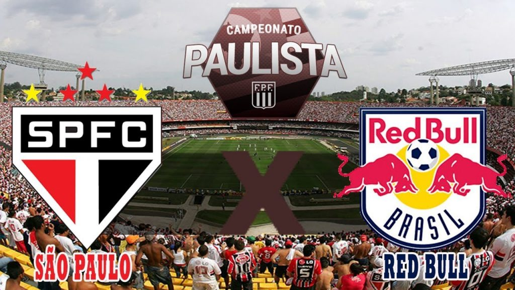 São Paulo x Red Bull ao vivo - Foto/Divulgação