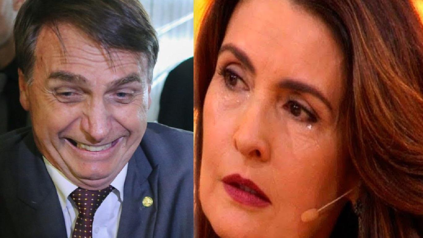 Fátima Bernardes vira alvo de eleitores de Bolsonaro por comentário sobre bíblia - Foto/Divulgação