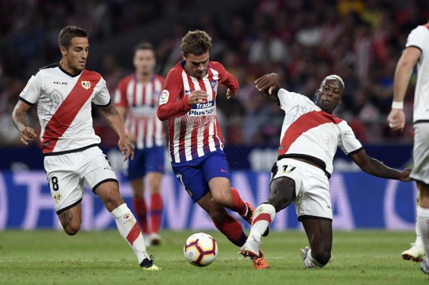 Rayo Vallecano x Atlético de Madrid ao vivo - Foto/Divulgação