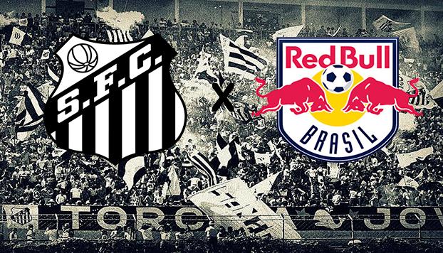Santos x Red Bull ao vivo - Foto/Divulgação
