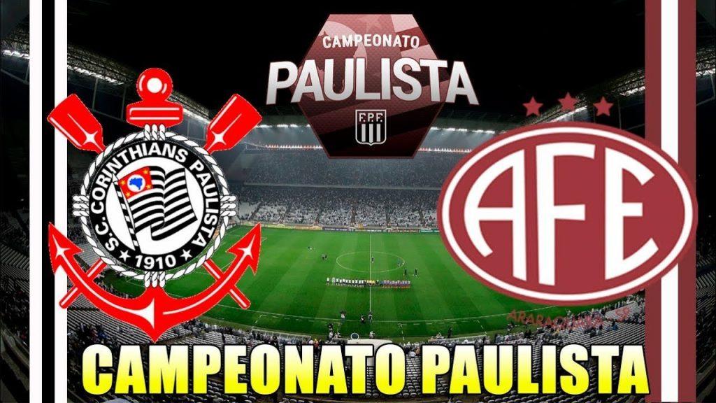 Corinthians x Ferroviária ao vivo - Foto/Divulgação