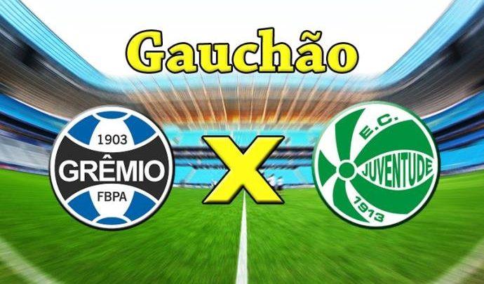 Grêmio x Juventude ao vivo - Foto/Divulgação