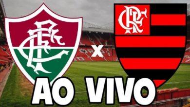 Flamengo x Fluminense ao vivo - Foto/Divulgação