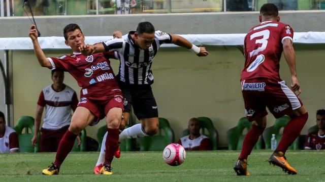 Atlético Mineiro x Patrocinense ao vivo - Foto/Divulgação