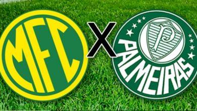 Palmeiras x Mirassol ao vivo - Foto/Divulgação