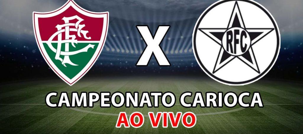 Fluminense x Resende ao vivo - Foto/Divulgação