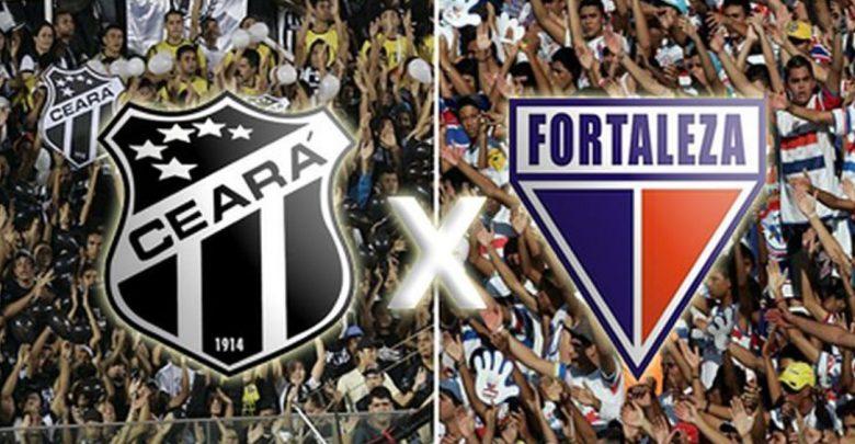 Ceará x Fortaleza ao vivo - Foto/Divulgação