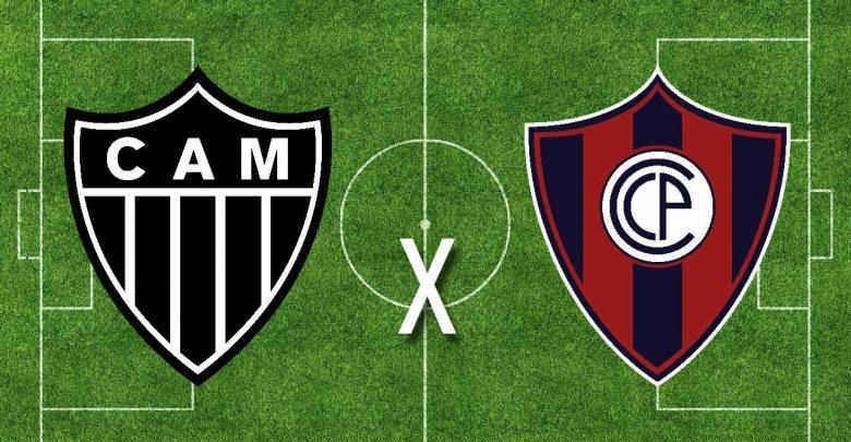 Atlético Mineiro x Cerro Porteño ao vivo - Foto/Divulgação