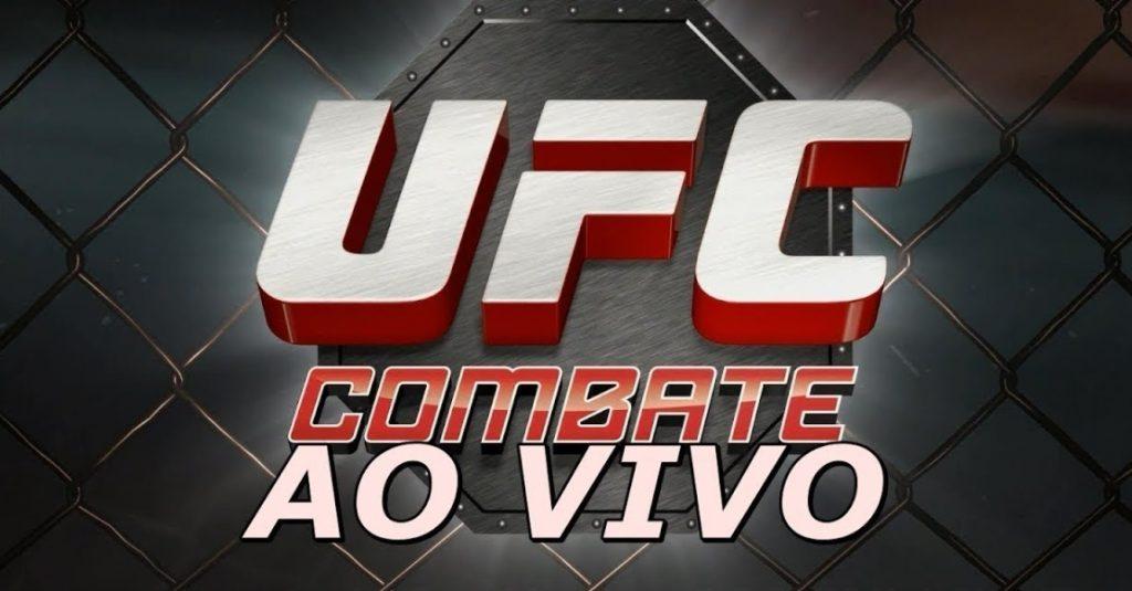UFC ao vivo - Foto/Divulgação