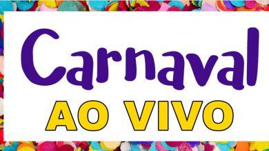 Carnaval ao vivo - Foto/Divulgação