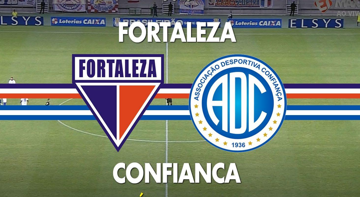 Fortaleza x Confiança ao vivo - Foto/Divulgação