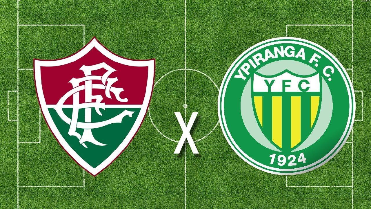 Fluminense x Ypiranga ao vivo - Foto/Divulgação