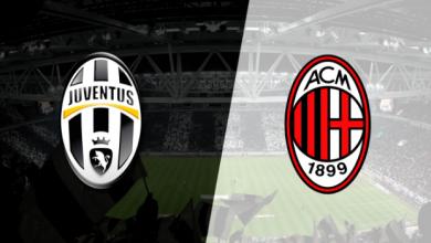 Juventus x Milan ao vivo - Foto/Divulgação