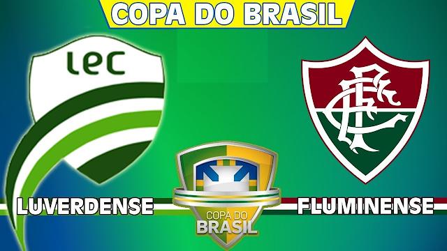 Fluminense x Luverdense ao vivo - Foto/Divulgação