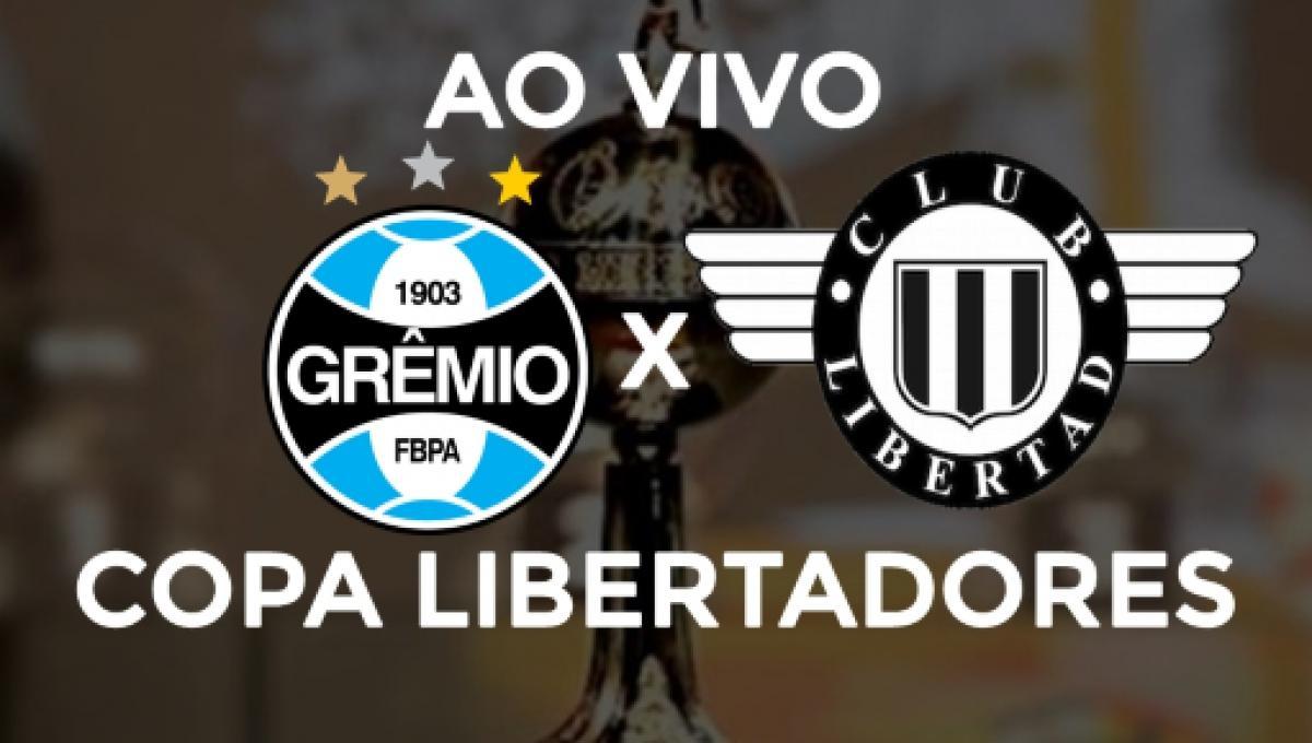 Grêmio x Libertad ao vivo - Foto/Divulgação
