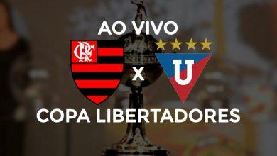 Flamengo x LDU ao vivo - Foto/Divulgação