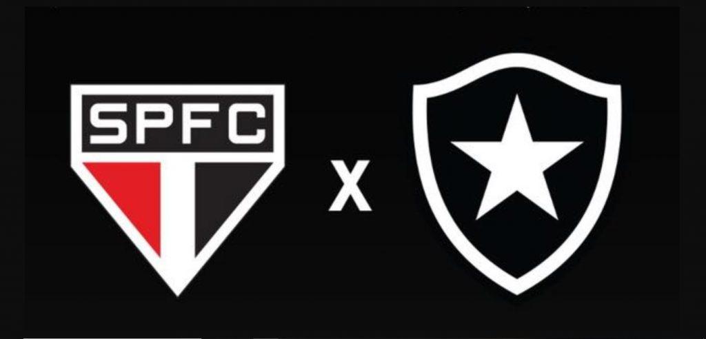 São Paulo x Botafogo ao vivo - Foto/Divulgação