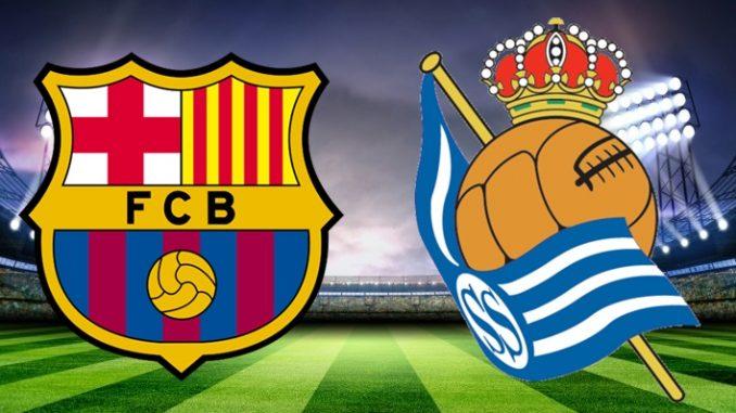 Barcelona x Real Sociedad ao vivo - Foto/Divulgação