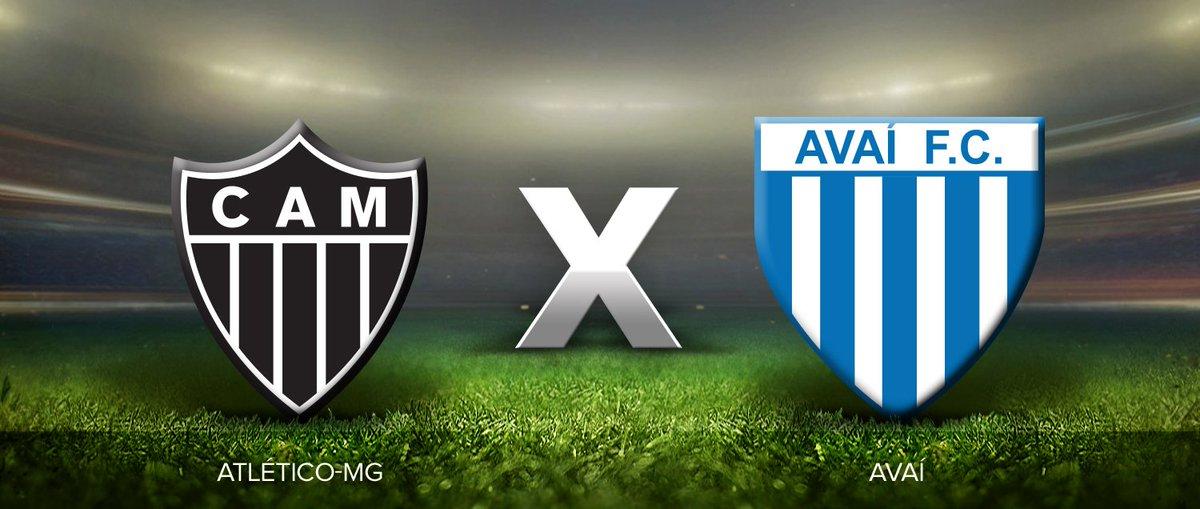 Atlético-MG x Avaí ao vivo - Foto/Divulgação