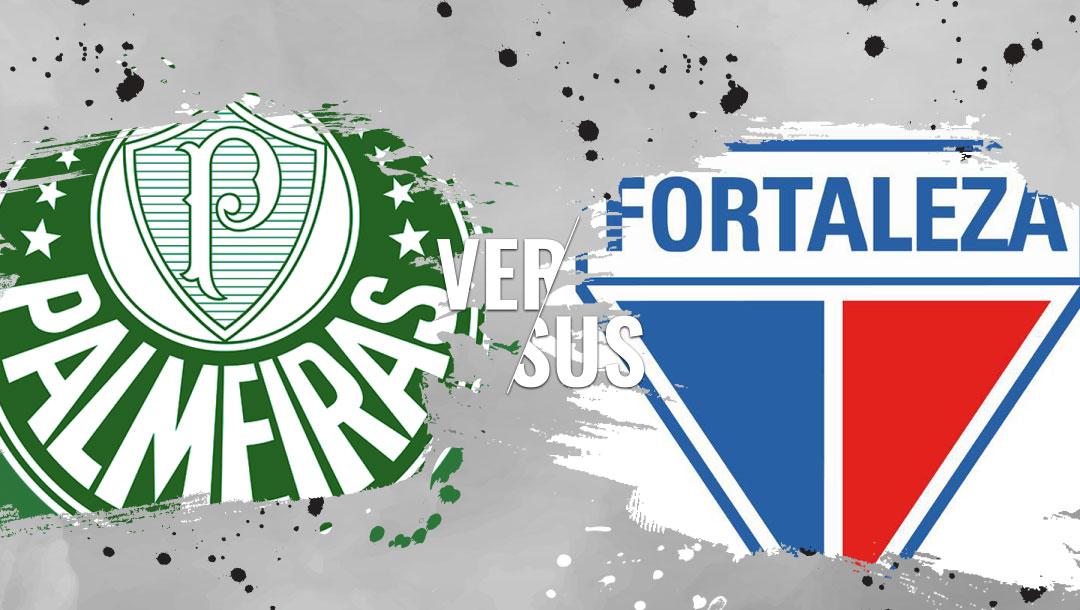 Palmeiras x Fortaleza ao vivo - Foto/Divulgação