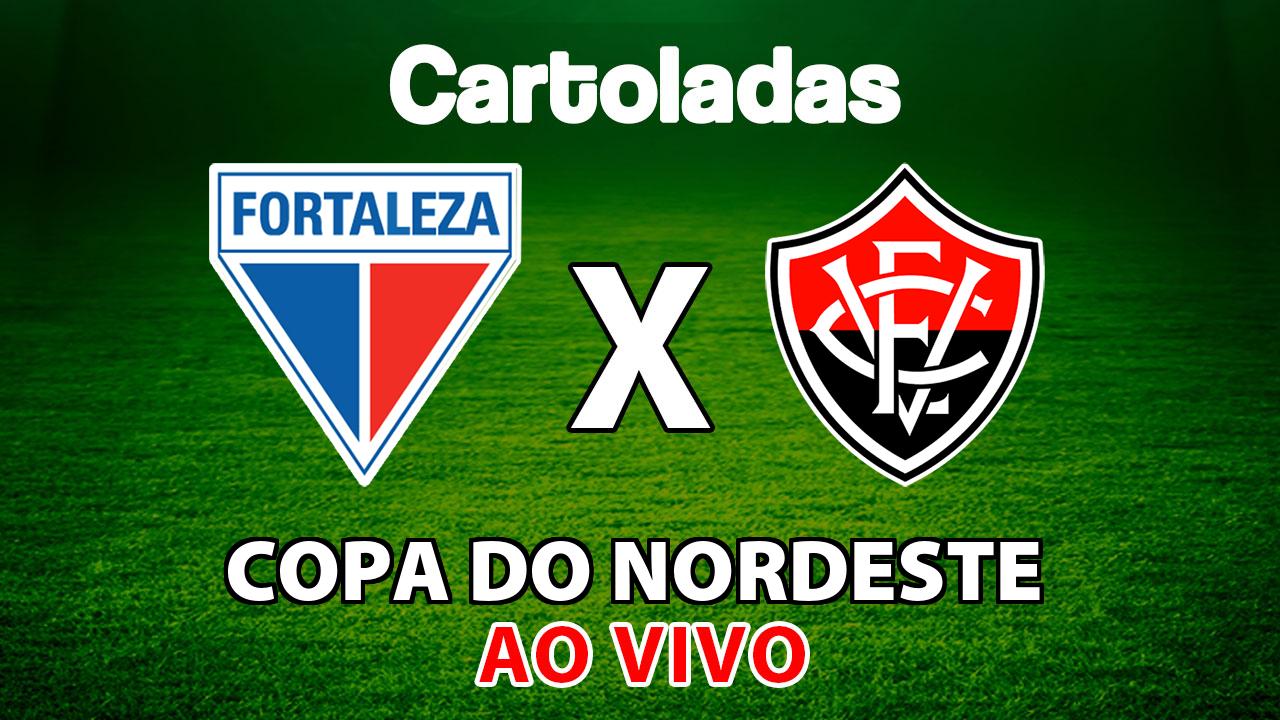 Fortaleza x Vitória ao vivo - Foto/Divulgação