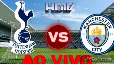 Tottenham x Manchester City ao vivo - Foto/Divulgação
