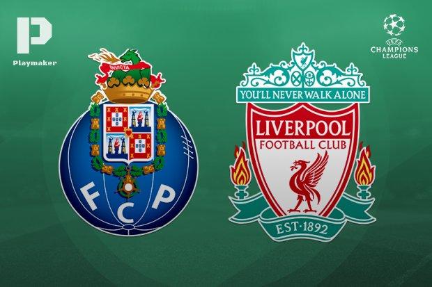 Porto x Liverpool