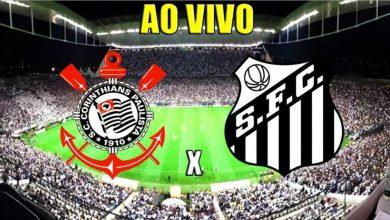 Corinthians x Santos ao vivo - Foto/Divulgação